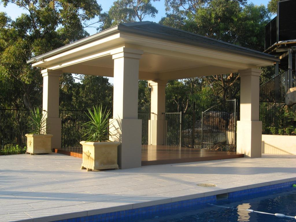 Perfect Pergolas Gallery - Pitched Roof Pergolas, Timber ...